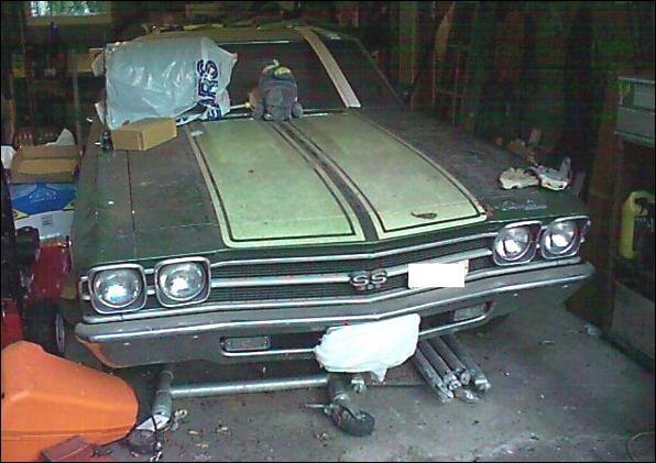 Carros Abandonados A Lei Do Mercado on 1969 camaro spoiler