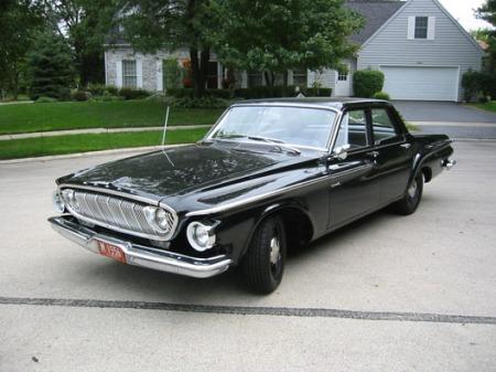 O novo Dodge Dart para 1962