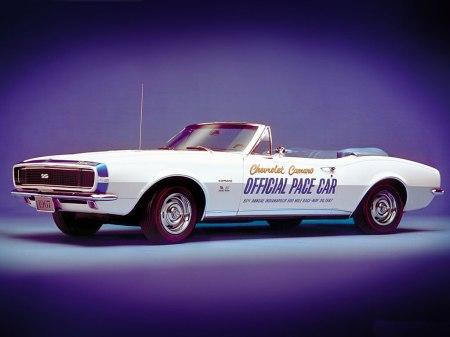 Historia do Camaro contada em fotos!!! Camaro_1967_pace_car