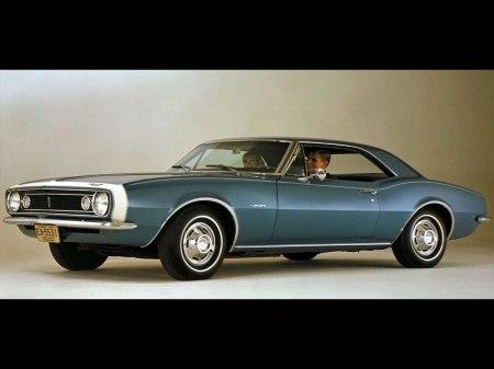 Historia do Camaro contada em fotos!!! Camaro_1968