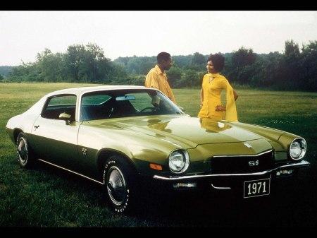 Historia do Camaro contada em fotos!!! Camaro_1971