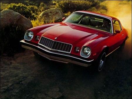 Historia do Camaro contada em fotos!!! Camaro_1974_2