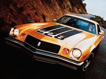 Historia do Camaro contada em fotos!!! Camaro_1974_z28