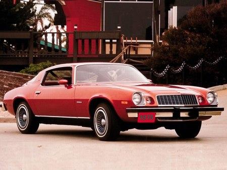 Historia do Camaro contada em fotos!!! Camaro_1975