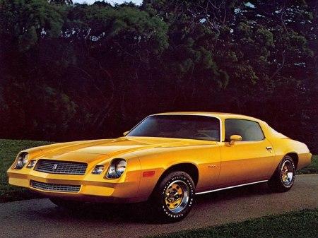 Historia do Camaro contada em fotos!!! Camaro_1981