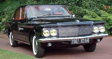 O Dodge Lancer para 1961