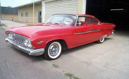 Dodge Dart Phoenix 1961