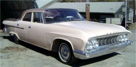 Dodge Dart Seneca 1961