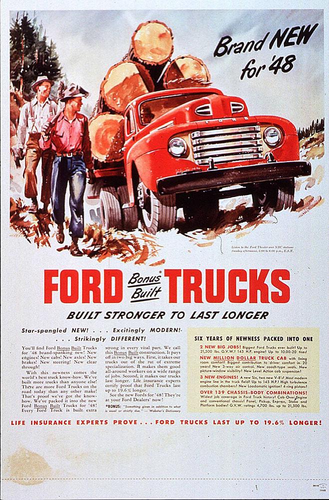 Mundo Automotivo Caminhonetes Ford