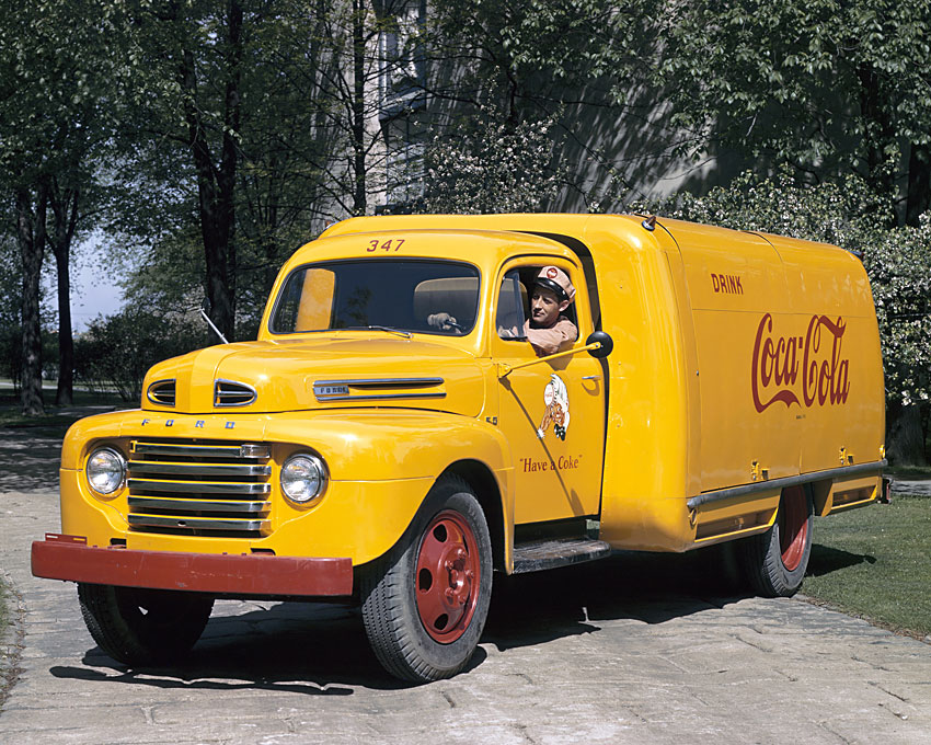 Ford F-1 1953