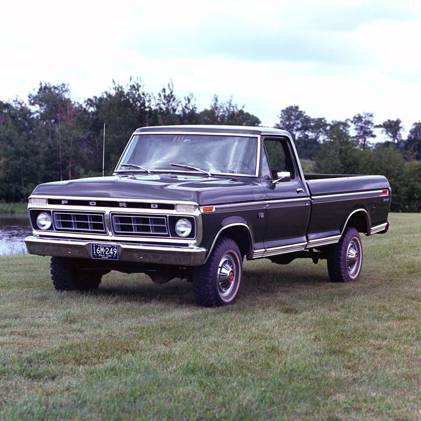 1976 ford trucks ford motor company discussion forum. Black Bedroom Furniture Sets. Home Design Ideas