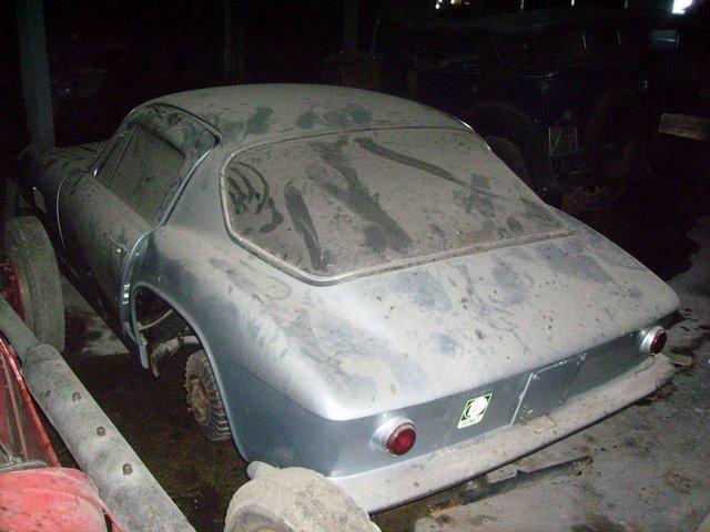 o único Willys Capeta produzido hoje no museu de Caçapava do Roberto Lee