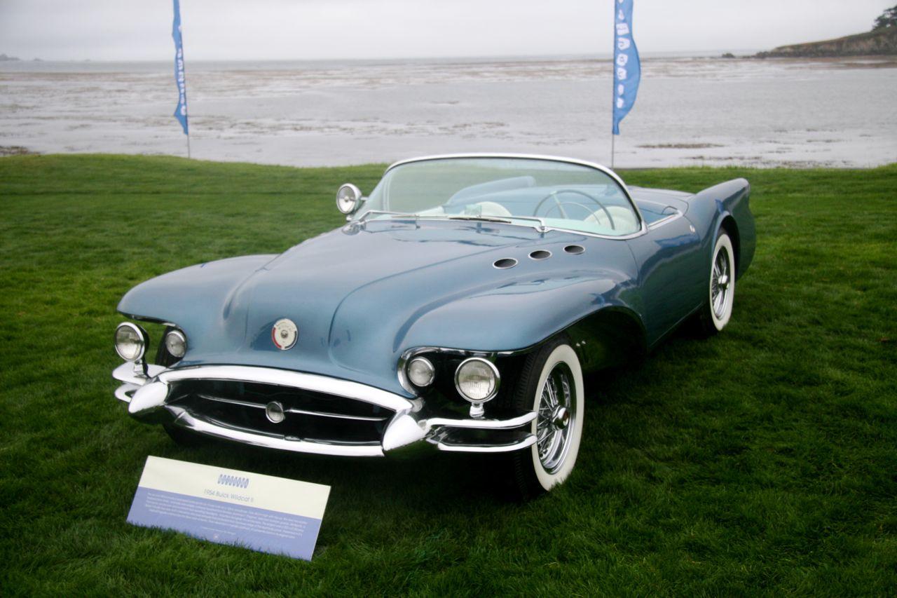 1954 Buick Wildcat Ii Ultimate Hot Wheels Concept