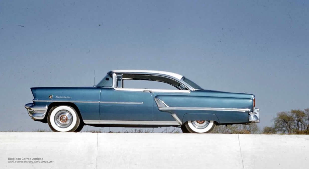 1955 Ford & Mercury