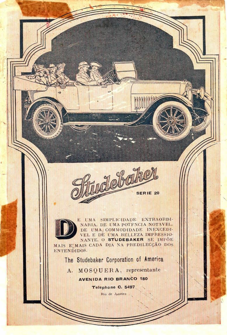 1920 Studebaker 20 Series