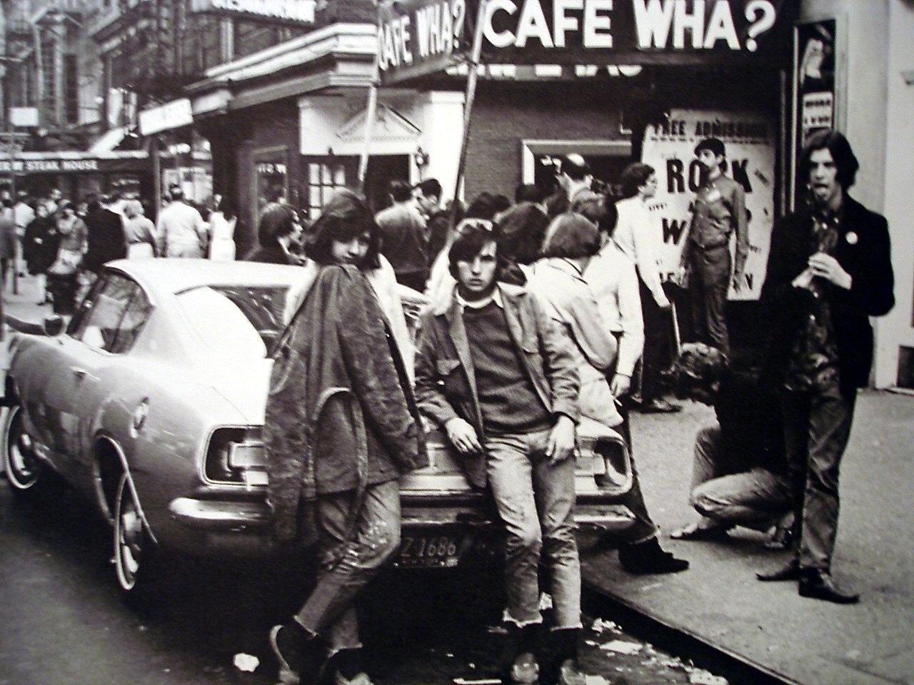 Nova York Anos 60 Carros Antigos