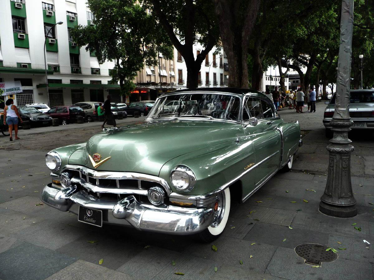 Cadillac Carros Antigos