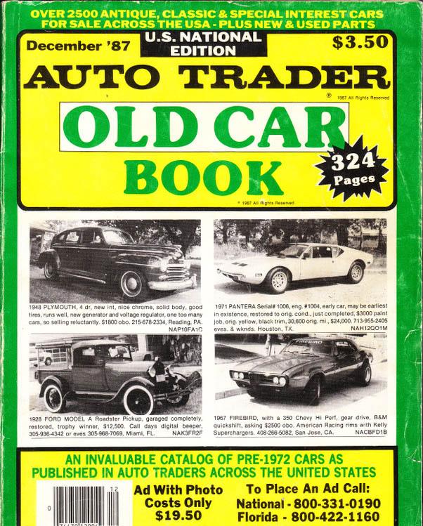 Omurtlak57 Old Car Trader