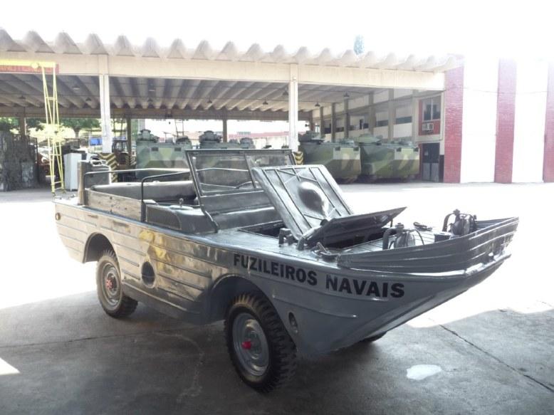 W Dog Brasil veículo anfíb...