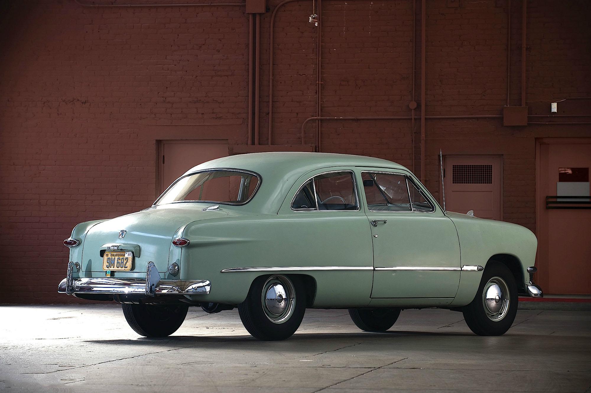Ford Custom Tudor Sedan