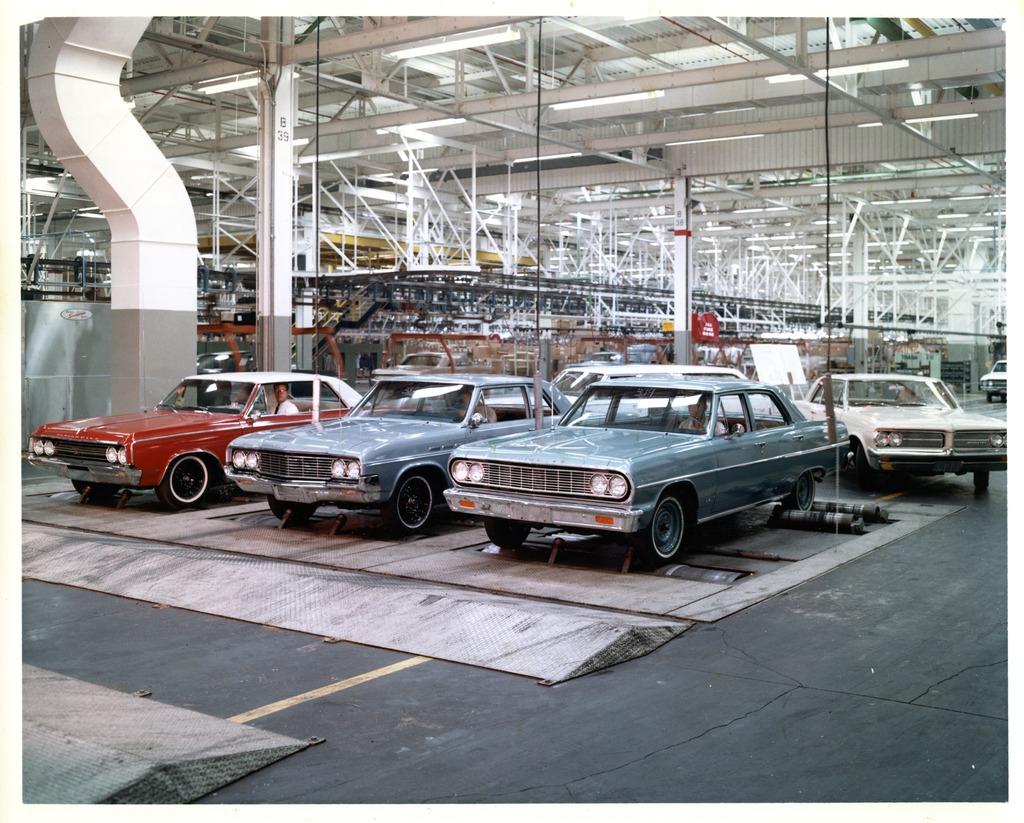 General Motors Fremont Plant Carros Antigos