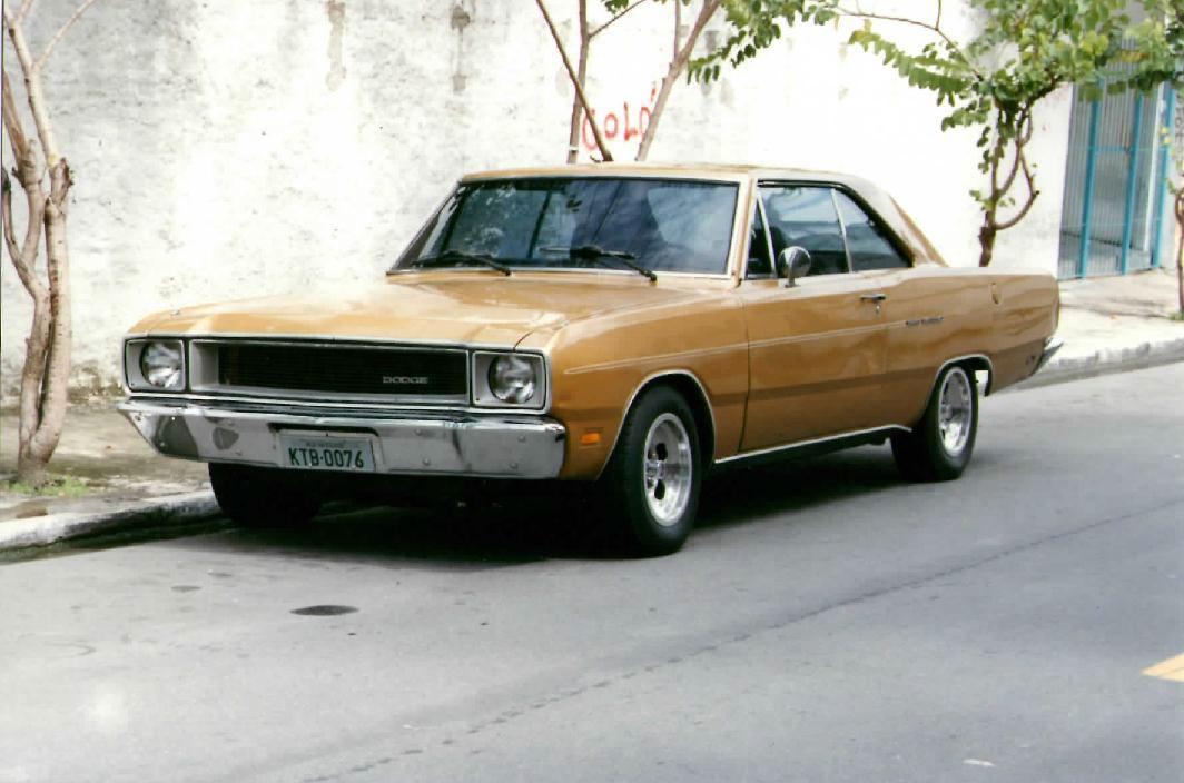 Dodge Dart 1976 224 Venda Carros Antigos