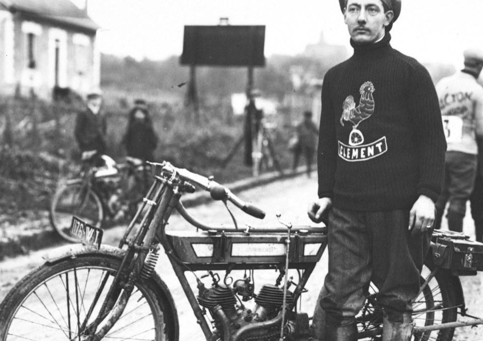 15-12-12, course de côte de Gometz-le-Châtel, Greame Fenton sur Clément _ [photographie de presse] _ [Agence Rol]