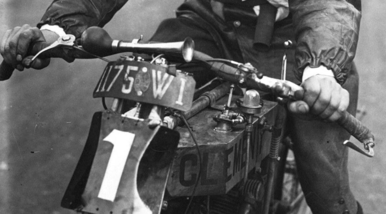 [4-8-13, Circuit du Mans] Woodhouse sur Clément _ [photographie de presse] _ [Agence Rol]-1