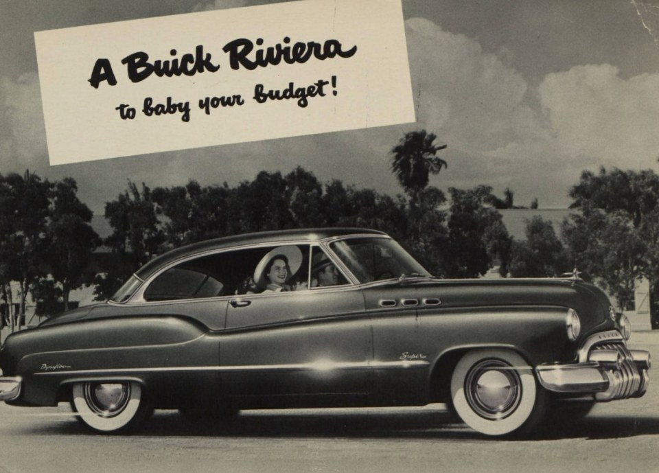 A Buick Riviera_ to baby your budget __ Z. Taylor Vinson Collection