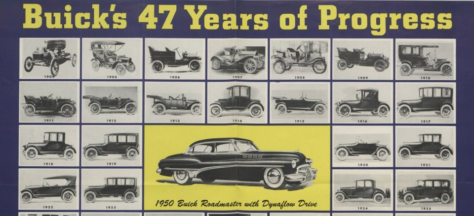 Buick _s 47 Years of Progress __ Z. Taylor Vinson Collection