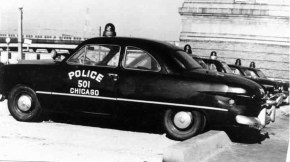 Photo_ 1949 Ford Business Coupe | Chicago Police vehicles up to 1959 album | copcar dot com | Fotki.com, photo and video sharing made easy.