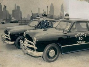 Photo_ 1949 Fords | Chicago Police vehicles up to 1959 album | copcar dot com | Fotki.com, photo and video sharing made easy.