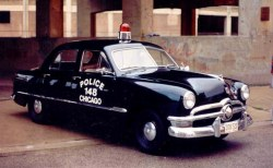Photo_ 1950 Ford- restored | Chicago Police vehicles up to 1959 album | copcar dot com | Fotki.com, photo and video sharing made easy.
